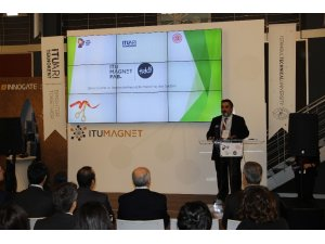 Dijital Üretim Merkezi İTÜ Magnet Fab | Tridi açıldı
