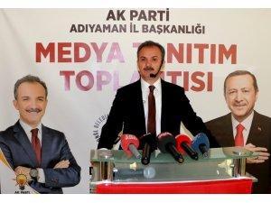 Süleyman Kılınç projelerini açıkladı