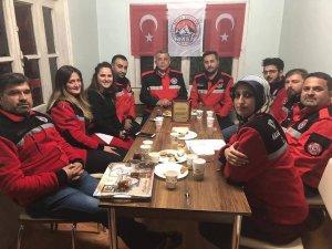 MHP'li başkan adayı Bıyık ziyaretlerine devam ediyor