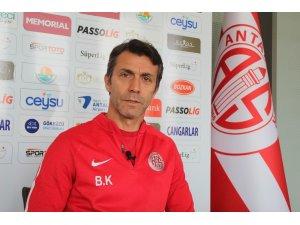 """Bülent Korkmaz: """"Sivasspor maçı zor geçecek"""""""