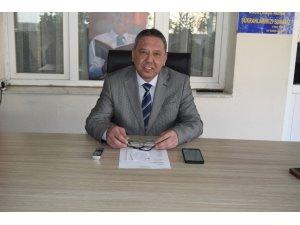 Ödemiş CHP İlçe Başkanı istifa etti