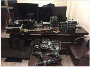 Gaziantep'te 4 hırsızlık olayı: 10 gözaltı