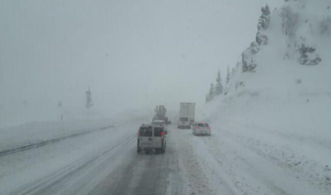 Meteorolojiden yağmur ve kar uyarısı...