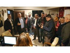 AK Parti Edremit İlçe Başkanı istifa etti