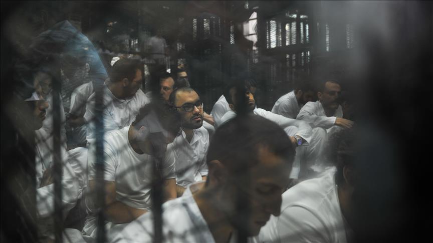 Mısır'da 9 kişi savcıyı öldürdükleri suçlamasıyla idam edildi