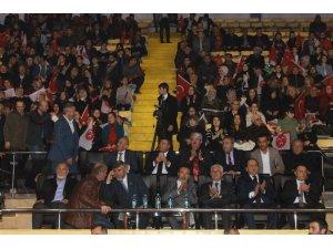 """MHP Genel Başkan Yardımcısı Yıldırım: """"Dünya haç ile hilalin mücadelesine şahitlik etmektedir"""""""