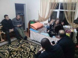 Göç İdaresinden yabancı uyruklu yetim ve engellilere ziyaret