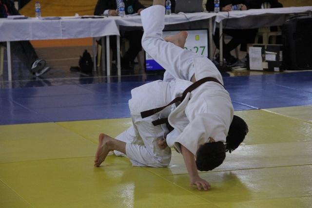 Okullar Judoda Yıldız İl Birincileri Belli Oldu