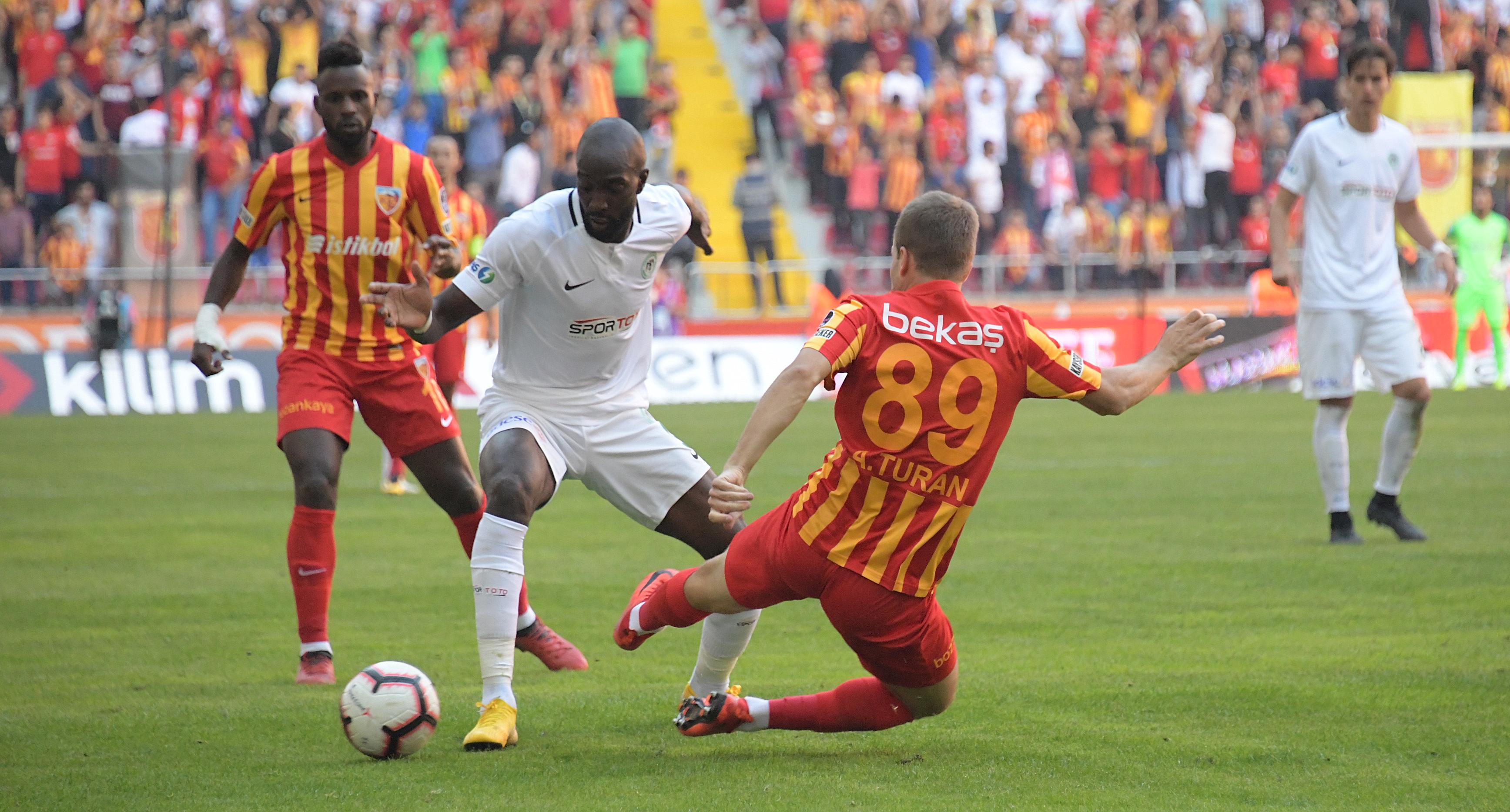 Sivasspor Yatabare ile prensipte anlaştı