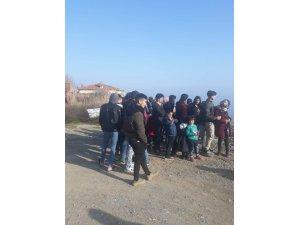 Afganistan uyruklu 37 mülteci yakalandı