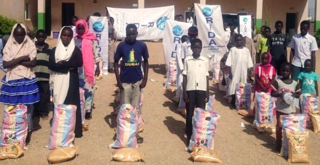 RİDA, Sudan'a gidiyor
