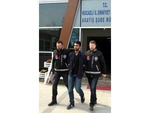 Kocaeli'de hırsızlık iddiası