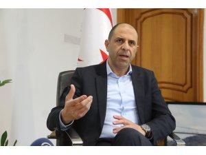 """""""Kıbrıs'ta paylaşmaya dayalı federal ortaklık modeli denendi ve tüketildi"""""""