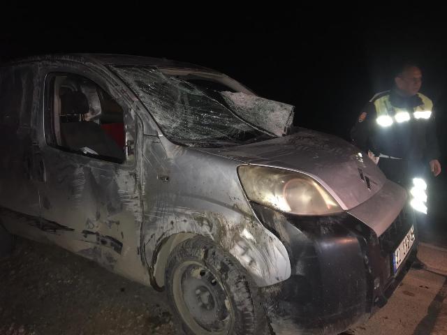 Kazaya karışan araç şoförü tutuklandı