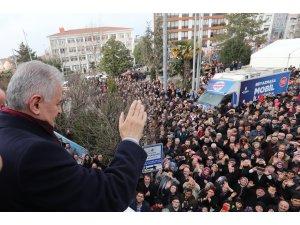 İstanbul'da hilesiz hurdasız yapılacak seçimi Binali Yıldırım kazanır