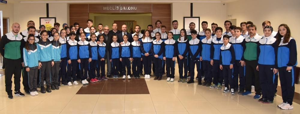 Türkiye'nin dev spor kulübü