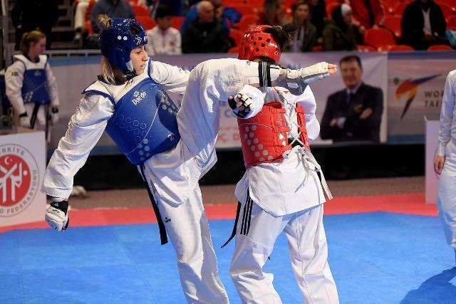 Meram Belediyesporlu Taekwondocu Türkiye'nin Gururu Oldu