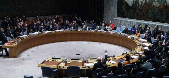 Rusya ve Çin'den ABD'nin Venezuela tasarısına veto