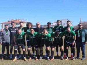 Karapınar Belediyespor için Akşehirspor mucizesi gerçekleşmedi