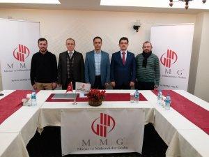 MMG Konya Şubesi'nin yeni yönetimi belirlendi