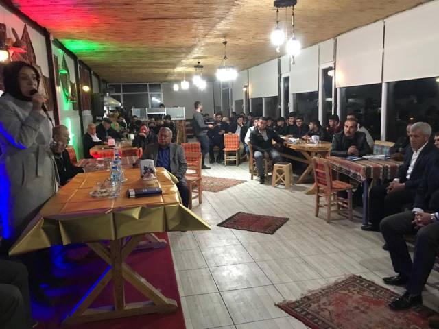 Beyşehir'de seçim çalışmaları