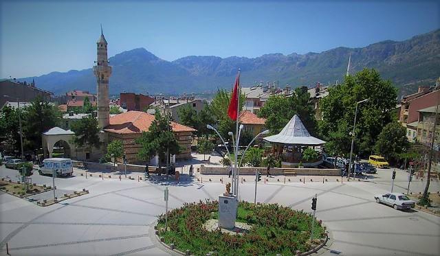 Seydişehir'de şehir estetiği