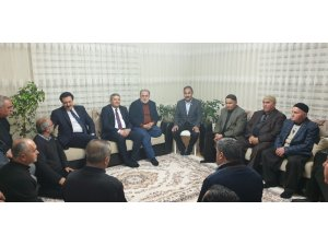 AK Parti'li Gülaçar Çaldıran'da