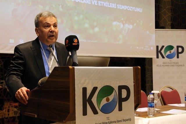 Tarımda Pestisit Kullanımı Konya'da masaya yatırıldı