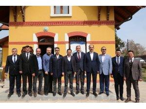 Başkan Altay: Konya Stadı Milli Takıma uğurlu geliyor