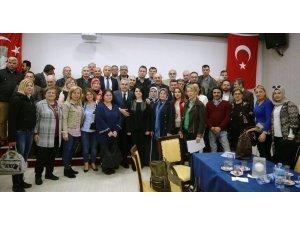 ASTO'dan Mustafa Savaş'a destek