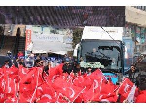 Cumhurbaşkanı Erdoğan Bolu'da