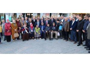 Kolay Mahallesi'nde Cumhur İttifakı adaylarına coşkulu karşılama