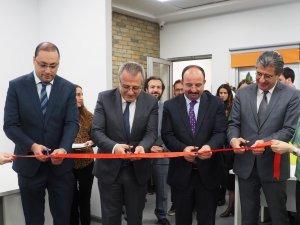 Hacettepe Teknokent'te Ön Kuluçka ve Prototipleme Merkezi açıldı