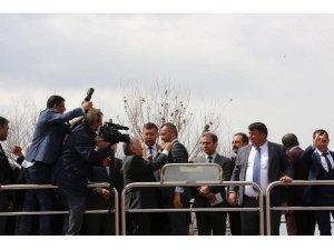 İYİ Parti Tomarza İlçe Yönetimi  Cumhur İttifakı'na katıldı