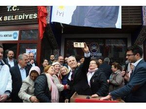 Bozbey: İznik Gölü'nü turizme kazandıracağız