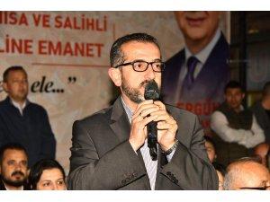 """AK Parti'li Dinç: """"Tarım Bakanımız Salihli'ye müjdelerle geldi"""""""