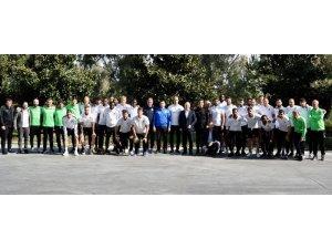 Başkan Sekmen'den Erzurumspor sürprizi