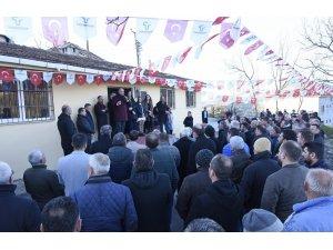 """Hasan Togar: """"Halkımızın hizmetkarıyız"""""""