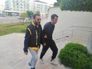 Marmaris'te hırsızlık zanlısı tutuklandı