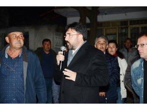 AK Parti İlçe Başkanı Kayaalp sert çıktı