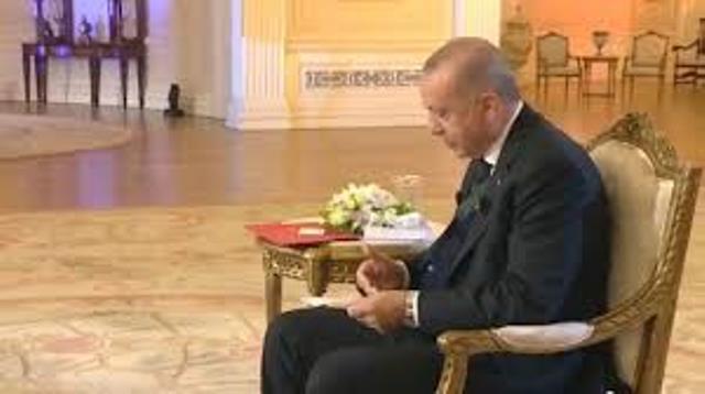 Cumhurbaşkanı Erdoğan'ı duygulandıran mektup