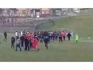 Şirvan Kaymakamı İnan'ın koruma ve futbolcuları darp ettiği iddiası