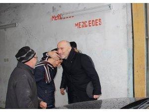 """CHP Ortahisar Belediye Başkan Adayı Mimar M. Salih Akyüz: """"Ortahisar'da değişim rüzgarı estireceğiz"""""""