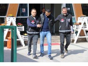 Gebze'deki kamyon hırsızlığı şüphelisi İstanbul'da yakalandı