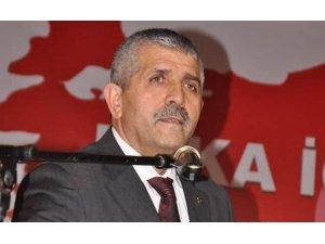 """MHP İl Başkanı Şahin: """"Ceket devri bitti hizmet devri başlıyor"""""""