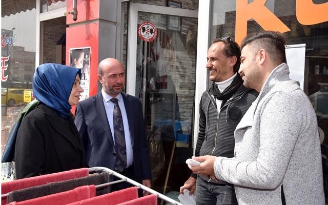 Usta: Türkiye daha istikrarlı yol alacaktır