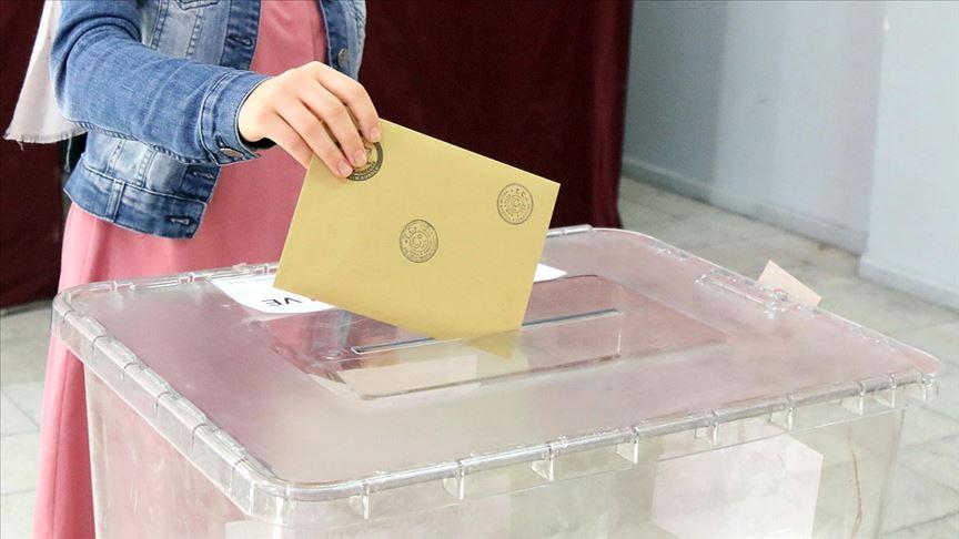 1 milyon 156 bin genç ilk defa oy kullanacak