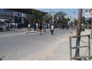 Somali'de patlama: En az 5 ölü, 25 yaralı
