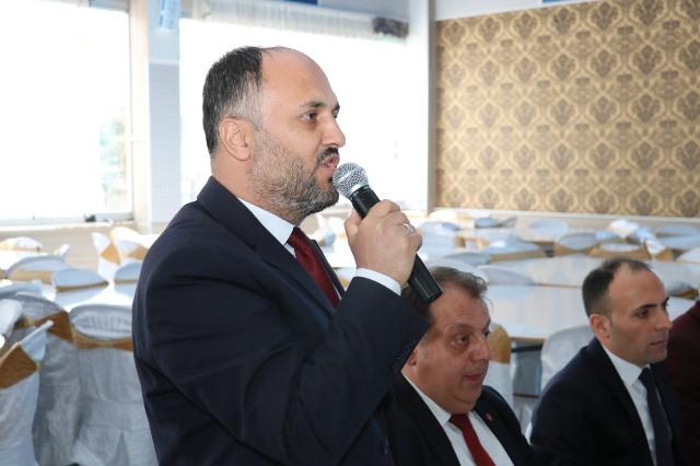 Beyşehir'de sandık kurulu başkanlarına eğitim verildi