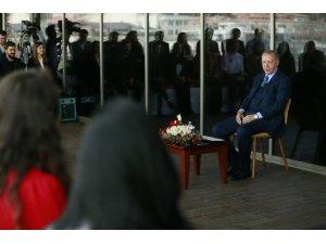 """Cumhurbaşkanı Erdoğan: """"Ankara'ya 55 bin kişilik bir stadyum düşünüyoruz"""""""